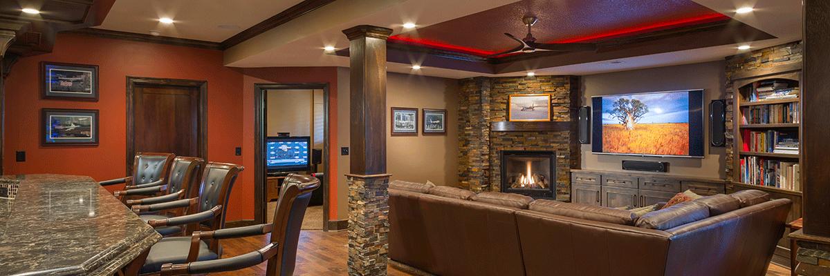 CHC Design-Build, Custom Quality Whole House, Home