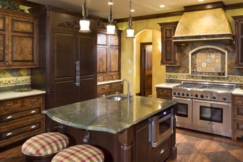 Chc Design Build Overland Park Kansas Kitchen Remodel Project